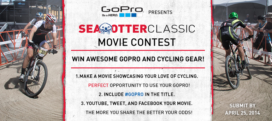 GoPro Cycling Contest