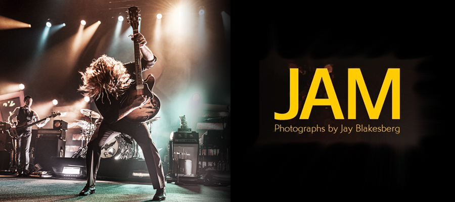 Magisto Exhibit: Jay Blakesberg