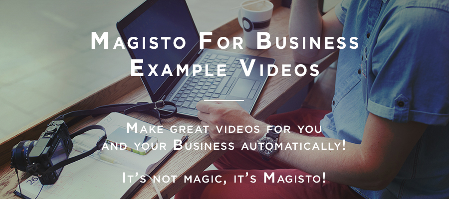 Magisto For Business