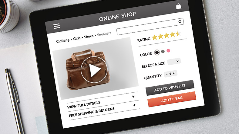 Video creation API solutions for E-commerce